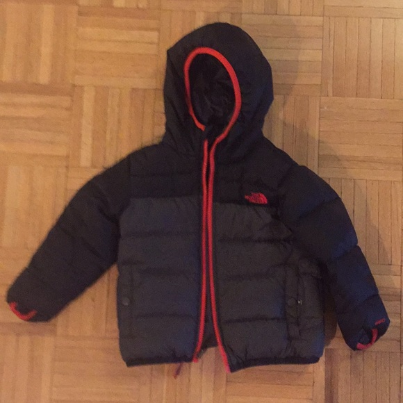 2f65a1087 North face 550 toddler winter jacket 4T